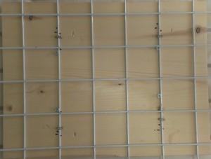 木の板固定
